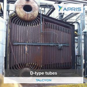 d-type tubes