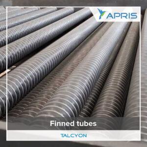 finend tubes