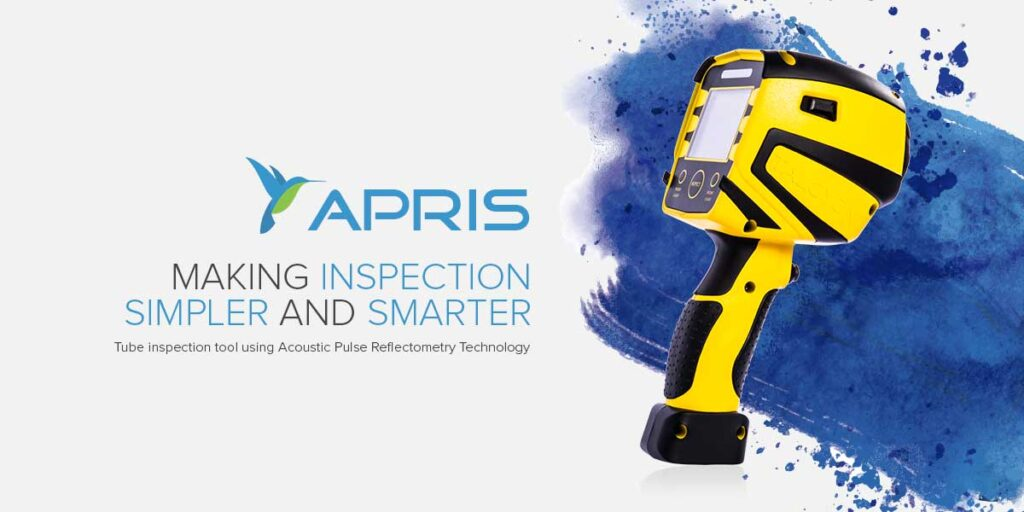 apris tube inspection tool from talcyon